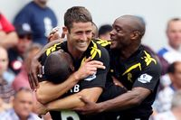 Goal of the day: Cahill curler shocks QPR