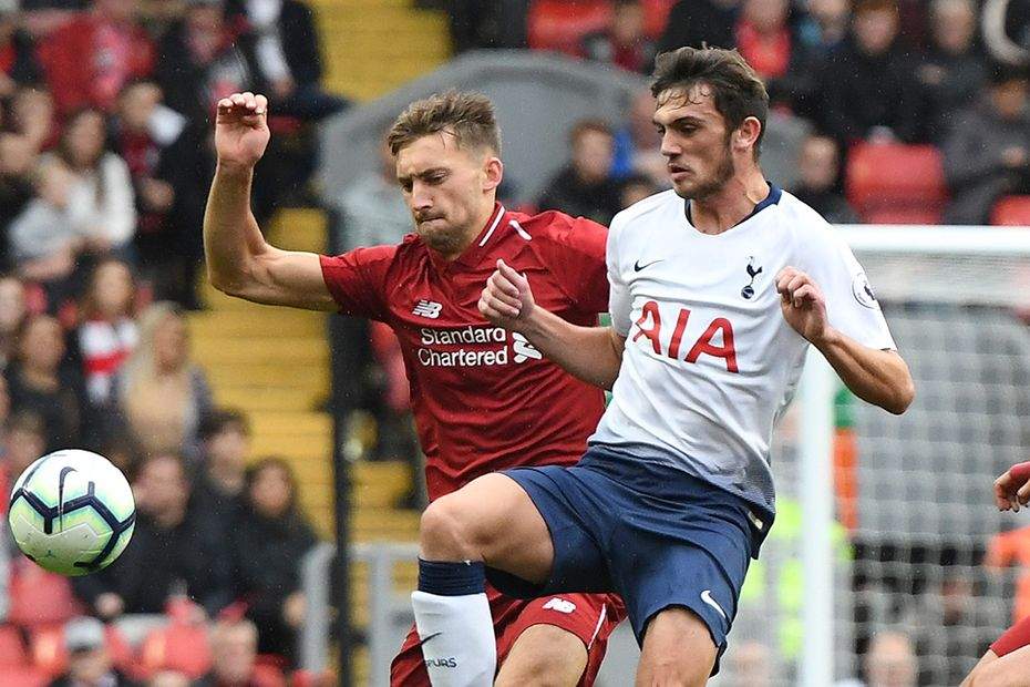 Liverpool and Spurs in PL2 action