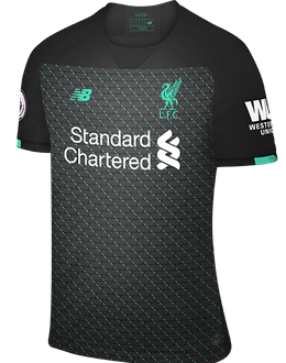 Liverpool third shirt, 2019-20