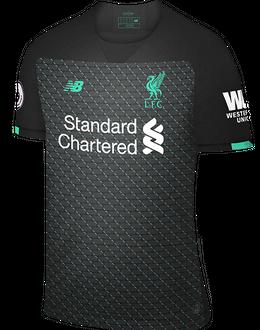 Liverpool third shirt, 2019-20