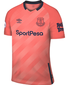 Everton away shirt, 2019-20