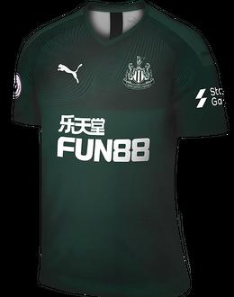 Newcastle away shirt, 2019-20