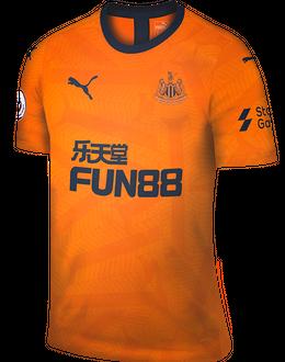 Newcastle third shirt, 2019-20