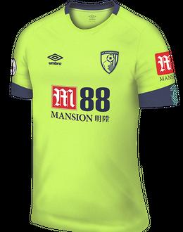 Bournemouth third shirt, 2019-20