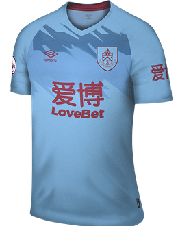 Burnley away shirt, 2019-20