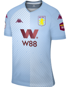 Aston Villa away shirt, 2019-20