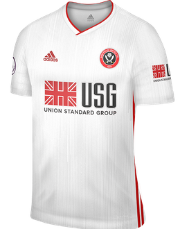 Sheffield Utd away shirt, 2019-20