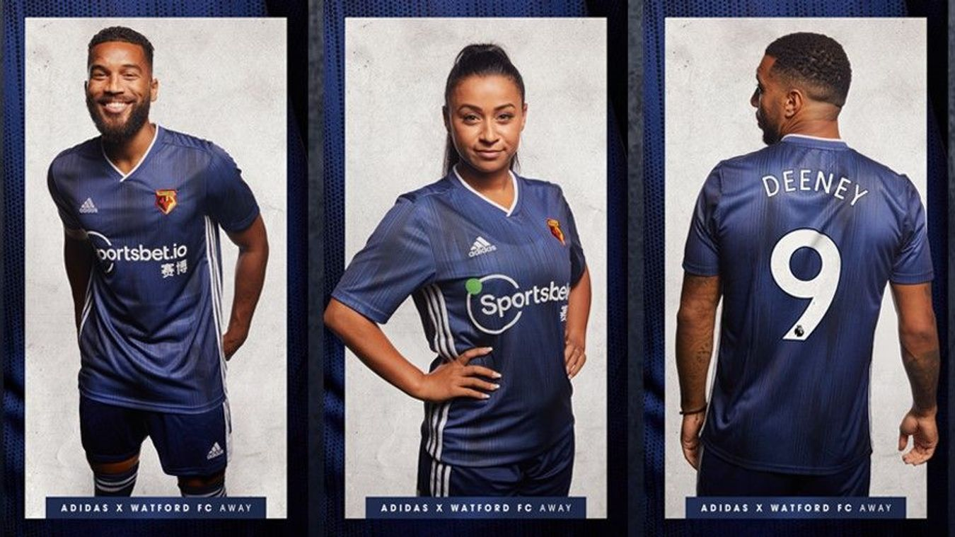 brand new 7e864 9077c Premier League kits for the 2019/20 season