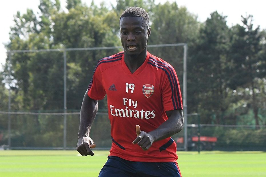 sports shoes 4d9ce 9c19e Pepe will bring wow factor to Arsenal