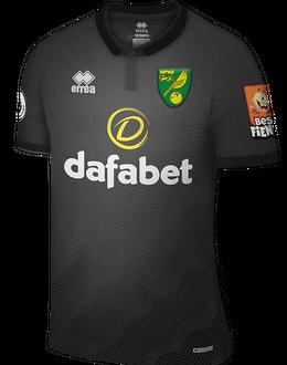 Norwich third shirt, 2019-20
