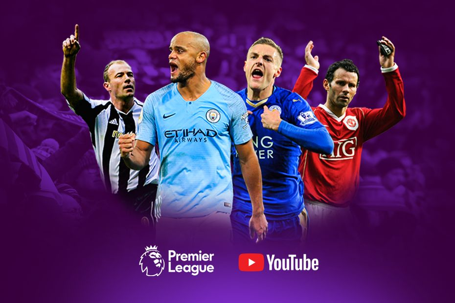 Premier League launches YouTube channel