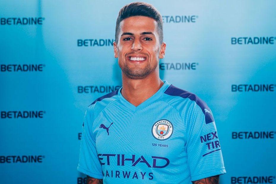 Joao Cancelo, Manchester City