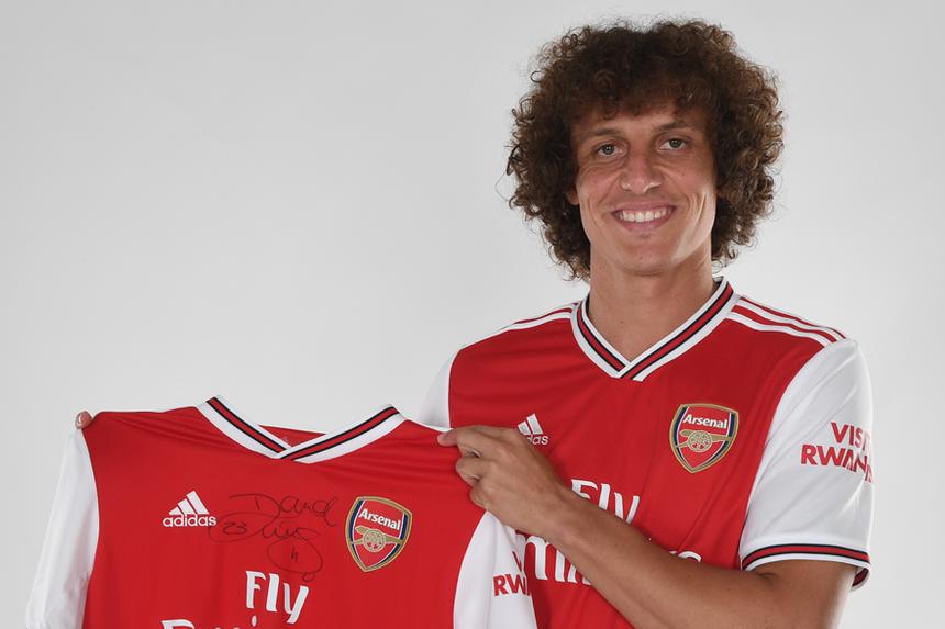 David Luiz, Arsenal low-res
