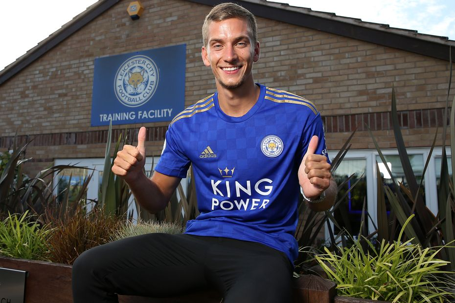 Dennis Praet, Leicester City