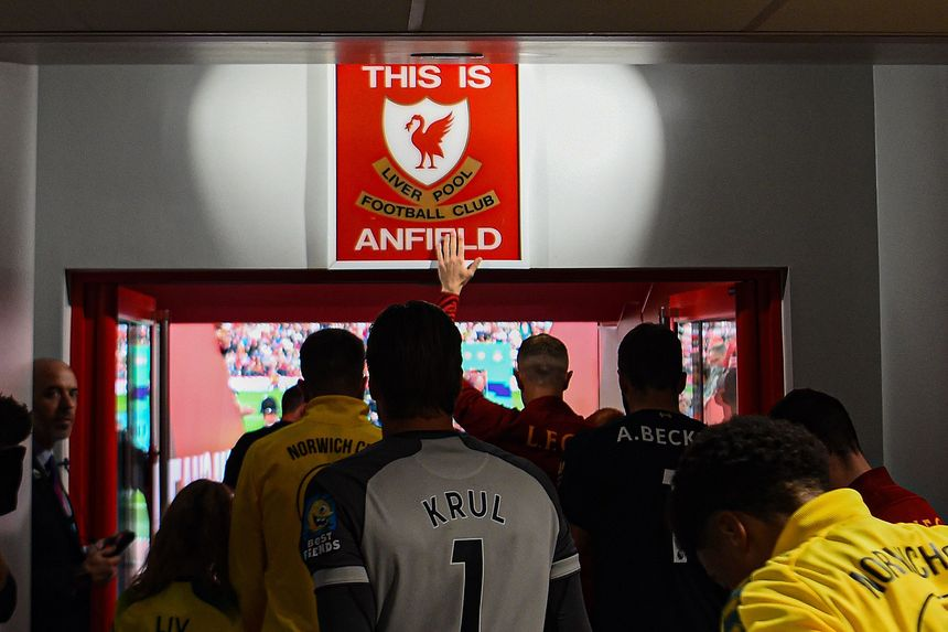 Liverpool 4-1 Norwich City