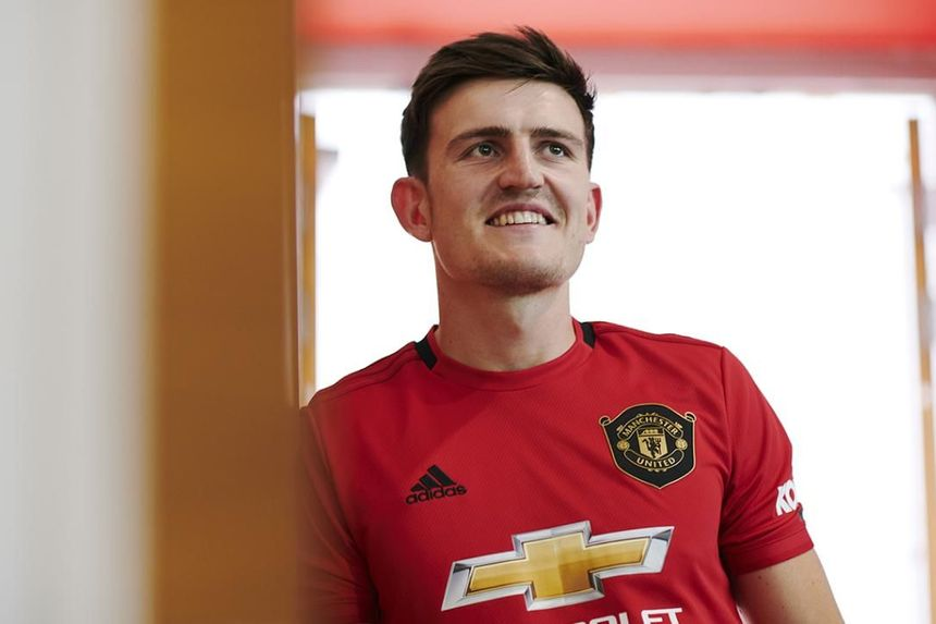 Schmeichel: It's an unbelievable moment for Maguire
