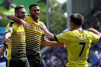 Iconic Moment: Watford's draw at Everton on PL return