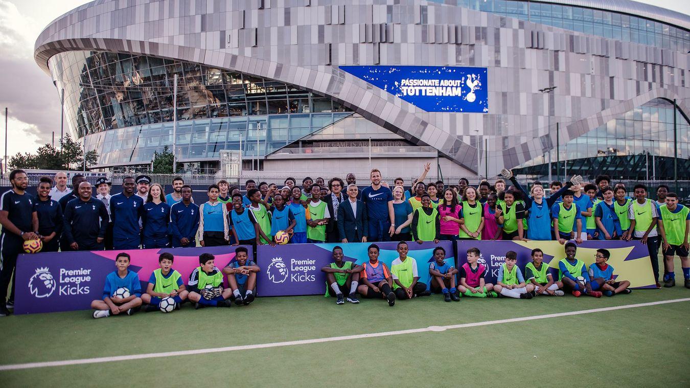 PL Kicks partnership launch