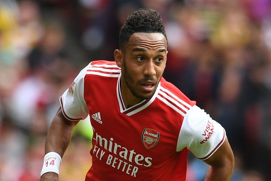 Image result for Pierre-Emerick Aubameyang