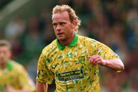 Goal of the day: Goss's smashing volley for Norwich