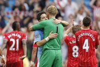 Flashback: Man City battle past Southampton in epic
