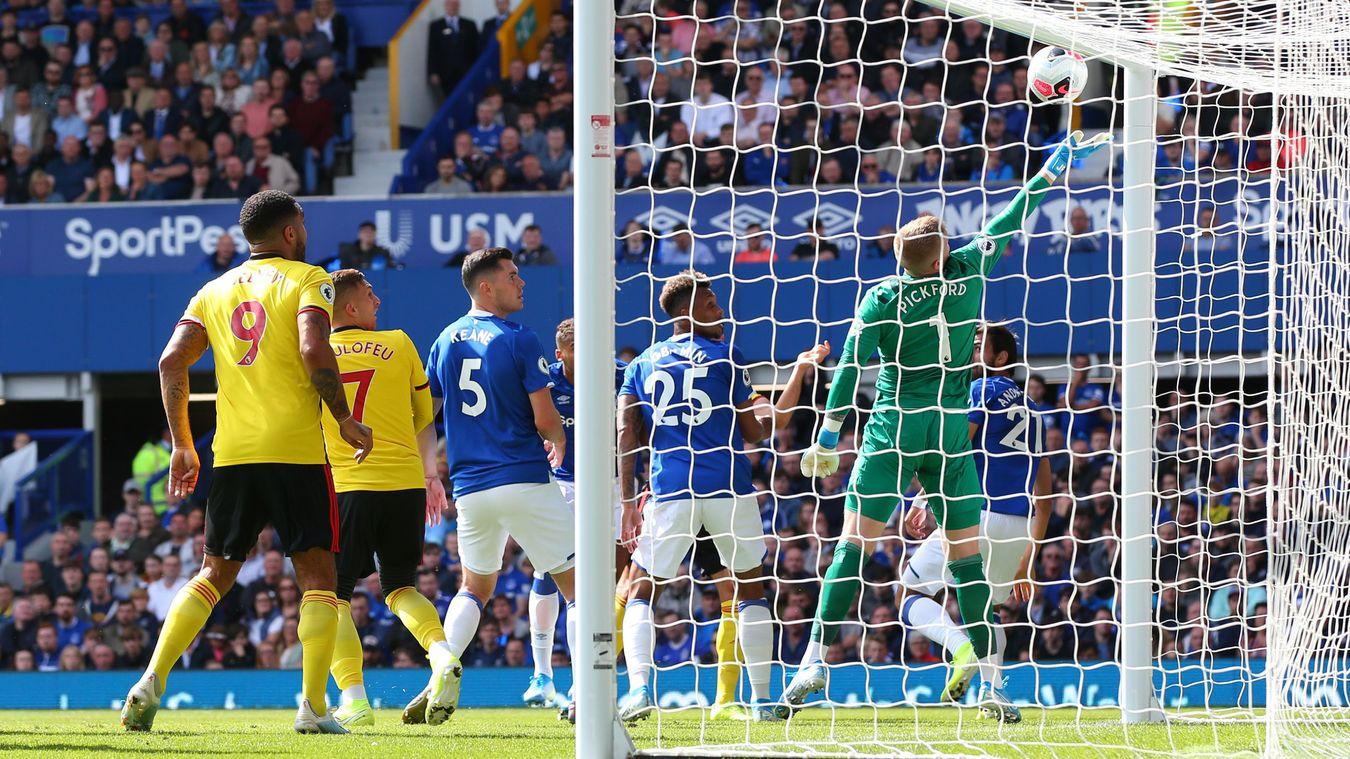 Everton 1-0 Watford