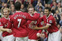 On this day - 20 Aug 2006: Man Utd 5-1 Fulham
