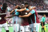 Iconic Moment: West Ham win on London Stadium debut