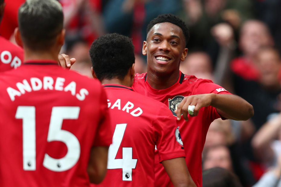 MW3 stats: Martial can match Man Utd greats