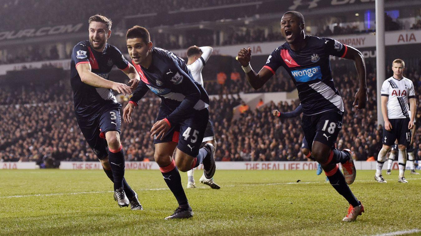 Tottenham Hotspur v Newcastle United