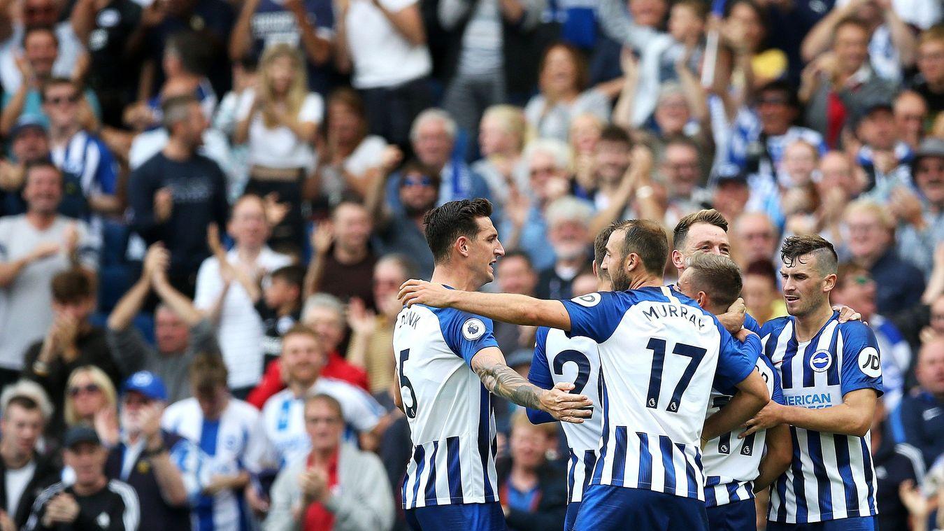 Brighton & Hove Albion v Southampton