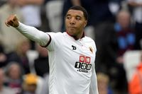 Goal of the day: Deeney's delightful lob