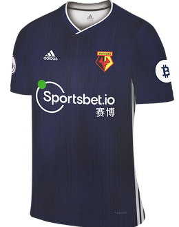 Watford away shirt, 2019-20