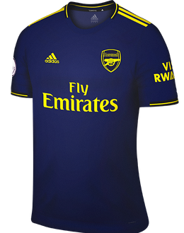 Arsenal third shirt, 2019-20