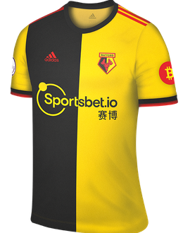 Watford home shirt, 2019-20