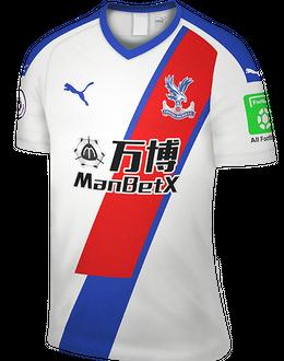 Crystal Palace third shirt, 2019-20