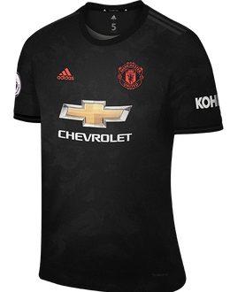 Man Utd third shirt, 2019-20