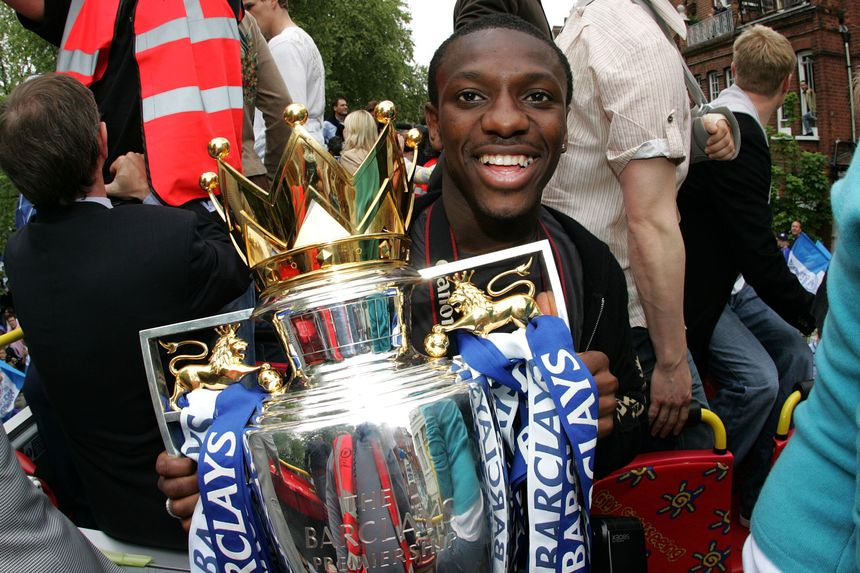Shaun Wright-Phllips, Chelsea, PL Trophy parade 2006