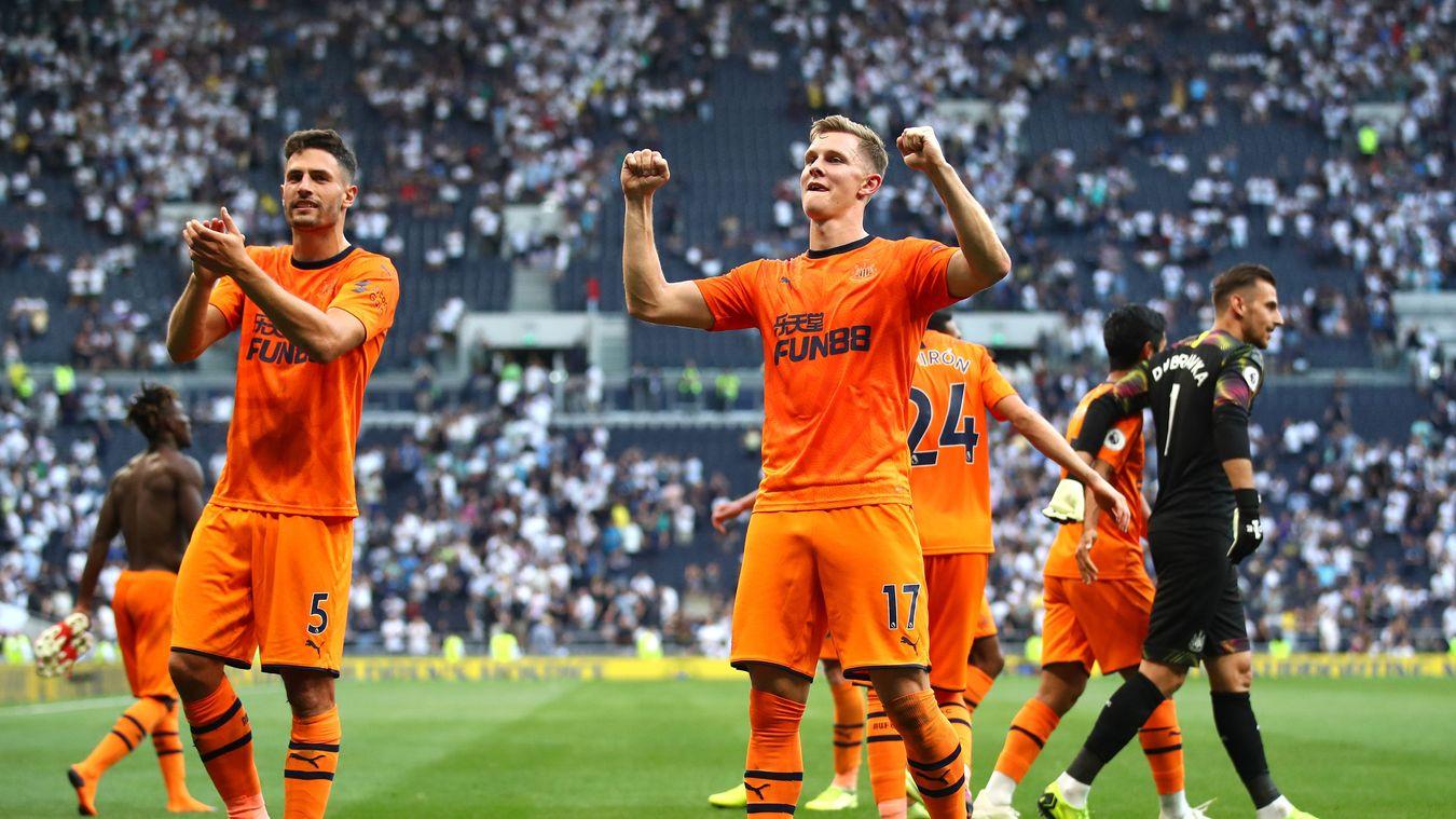 Tottenham Hotspur 0-1 Newcastle United