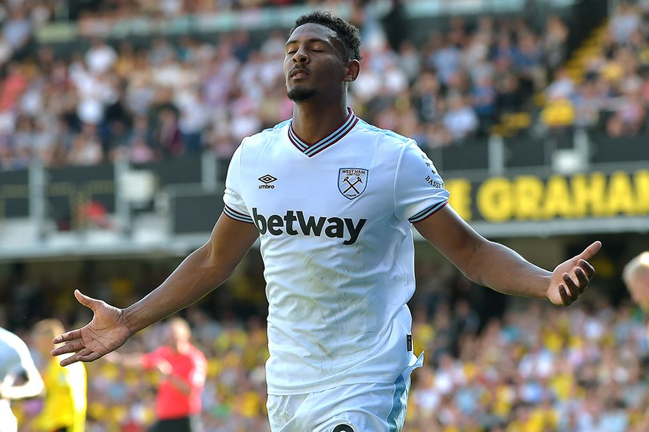 Sebastien Haller, West Ham United