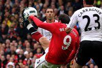 Flashback: Berbatov treble spells trouble for Liverpool