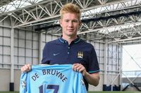 On this day - 30 Aug 2015: De Bruyne joins Man City