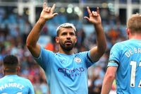 Hargreaves: Aguero's the best No 9 in the PL