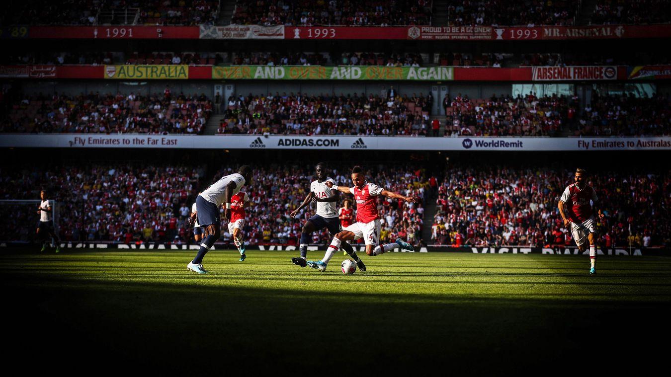 Arsenal 2-2 Tottenham Hotspur