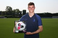 Mount: Chelsea debut thanks to work of Academy