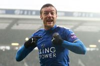 Goal of the day: Vardy's incredible volley