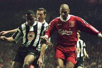 Classic match: Liverpool beat Newcastle in thriller