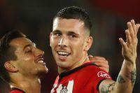 Hojbjerg's stunner for Southampton against Brighton