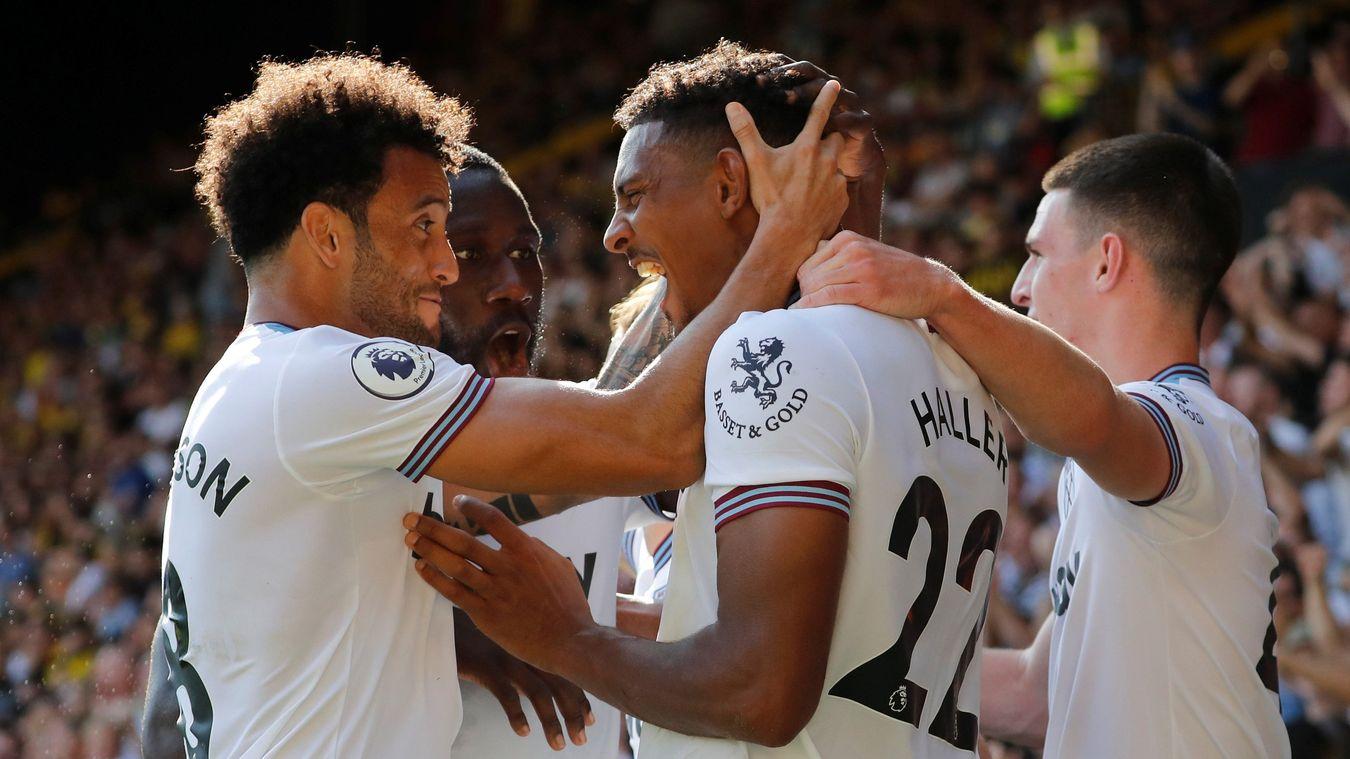 Aston Villa v West Ham