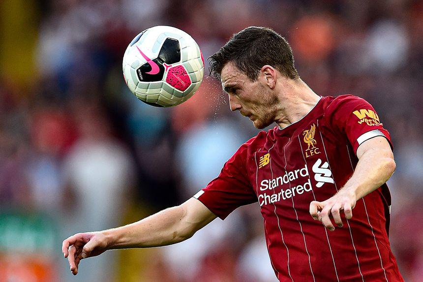 Andrew Robertson, Liverpool